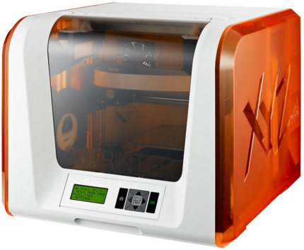 XYZprinting da Vinci Jr. 1.0 3D Printer Review