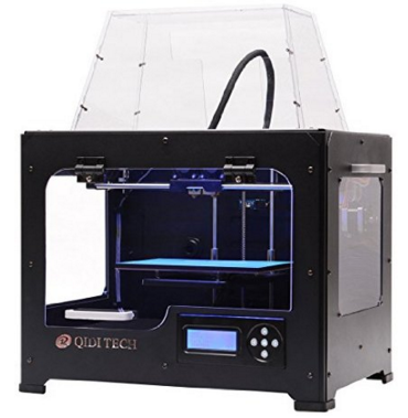 QIDI TECHNOLOGY Dual Extruder3D Printer