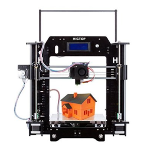 HICTOP Filament Monitor Desktop 3D Printer Review