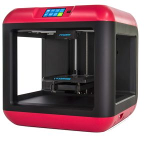 flashforge finder the best 3d printer under 500 dollars